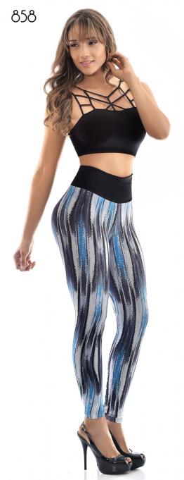 Leggings Reductor Push up