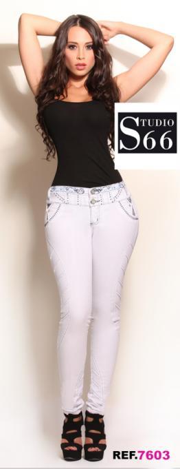 Jean Sexy y Glamuroso