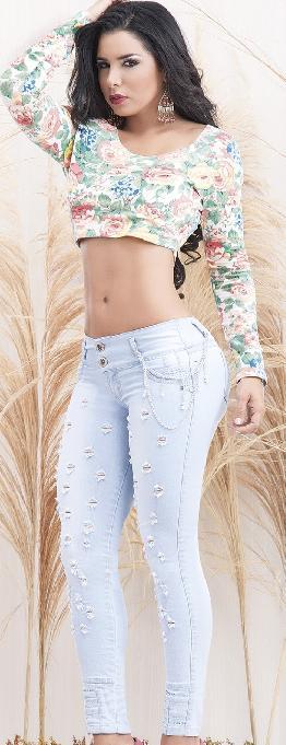 Jean De Moda Colombiana