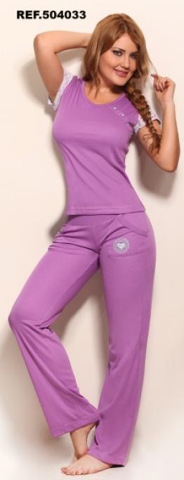 Pijama Pantalon