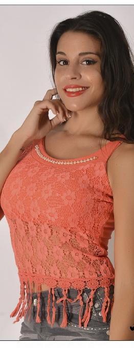 Blusa Elegante y fresca