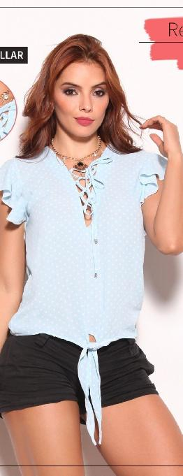 Blusa sexy