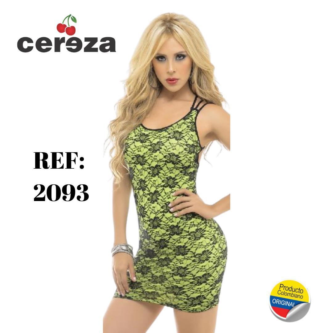 Vestido Cereza