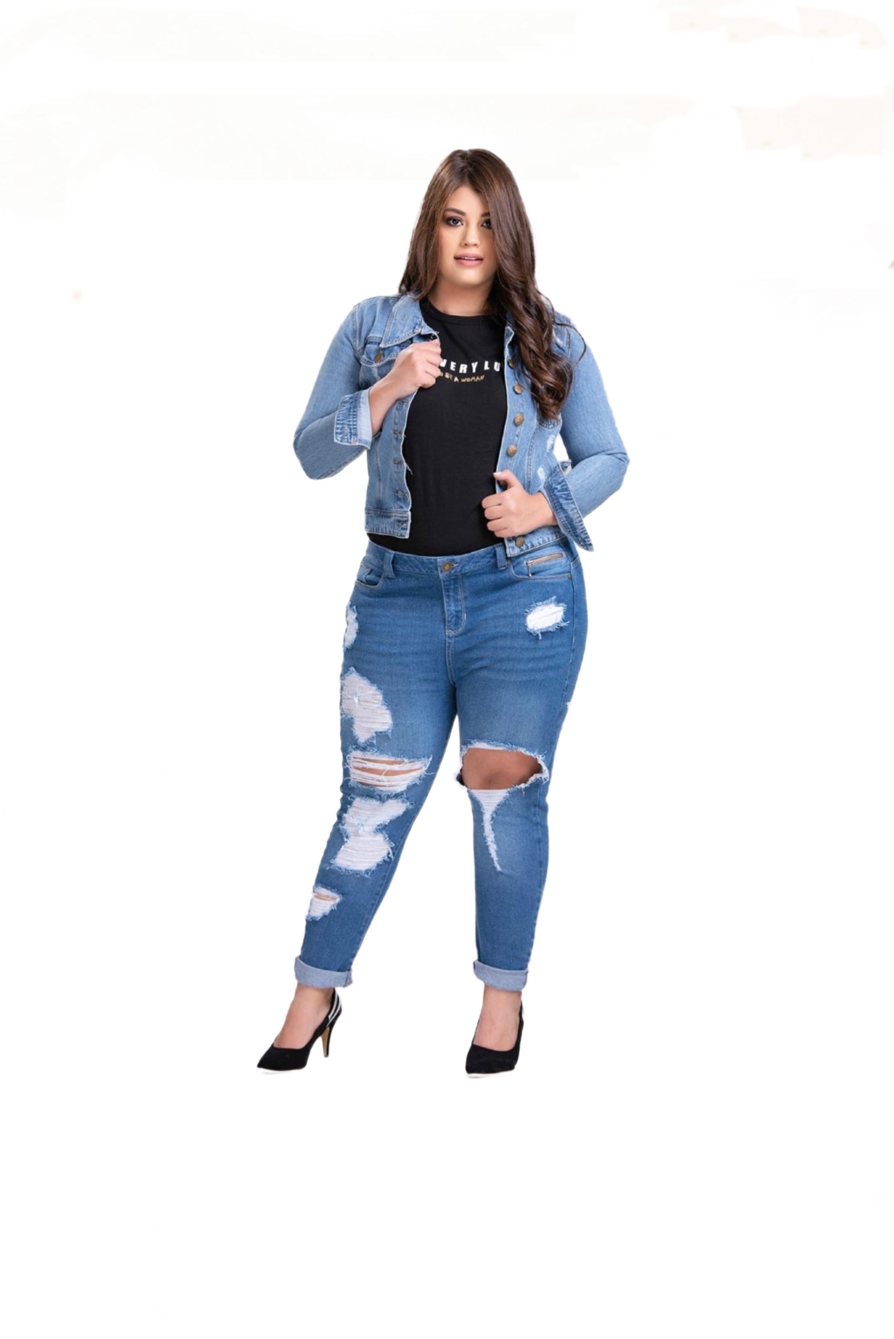 Jeans Tallas Especiales