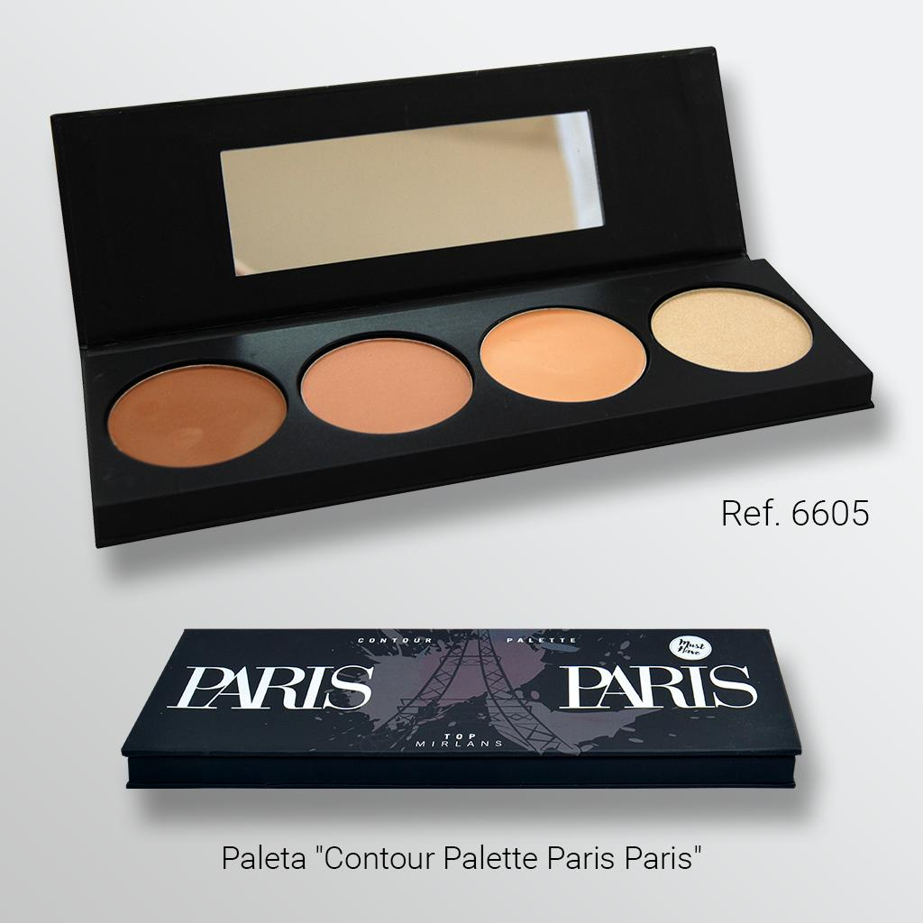 Paleta Contour Palette Paris Paris