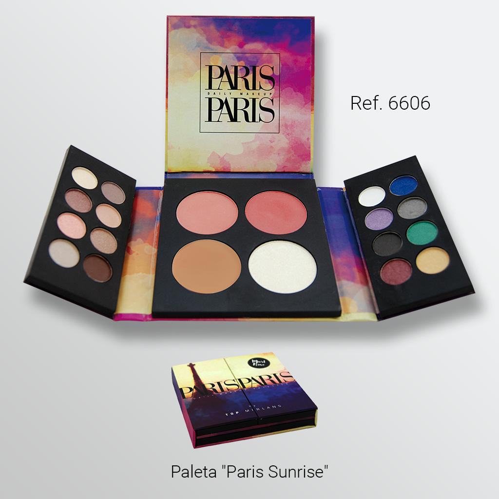 Paleta Paris Sunrise