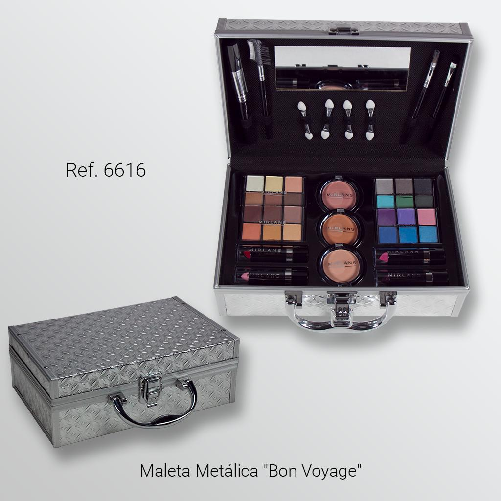 Maleta Metálica Bon Voyage