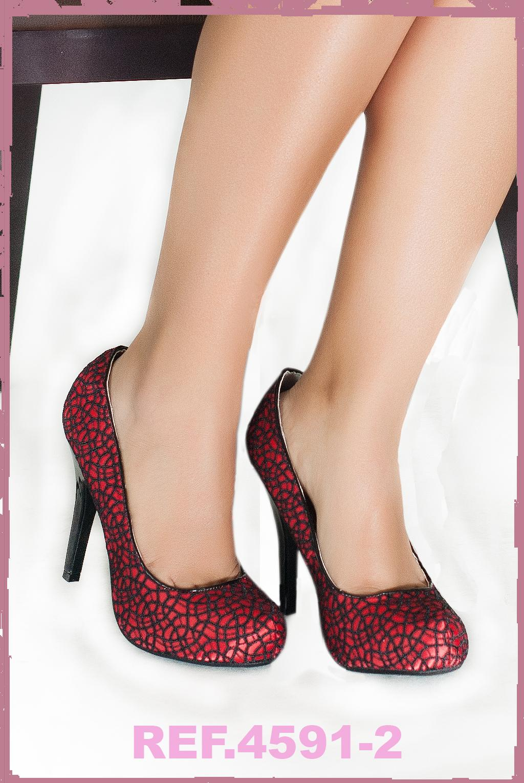 Zapatos Estampado