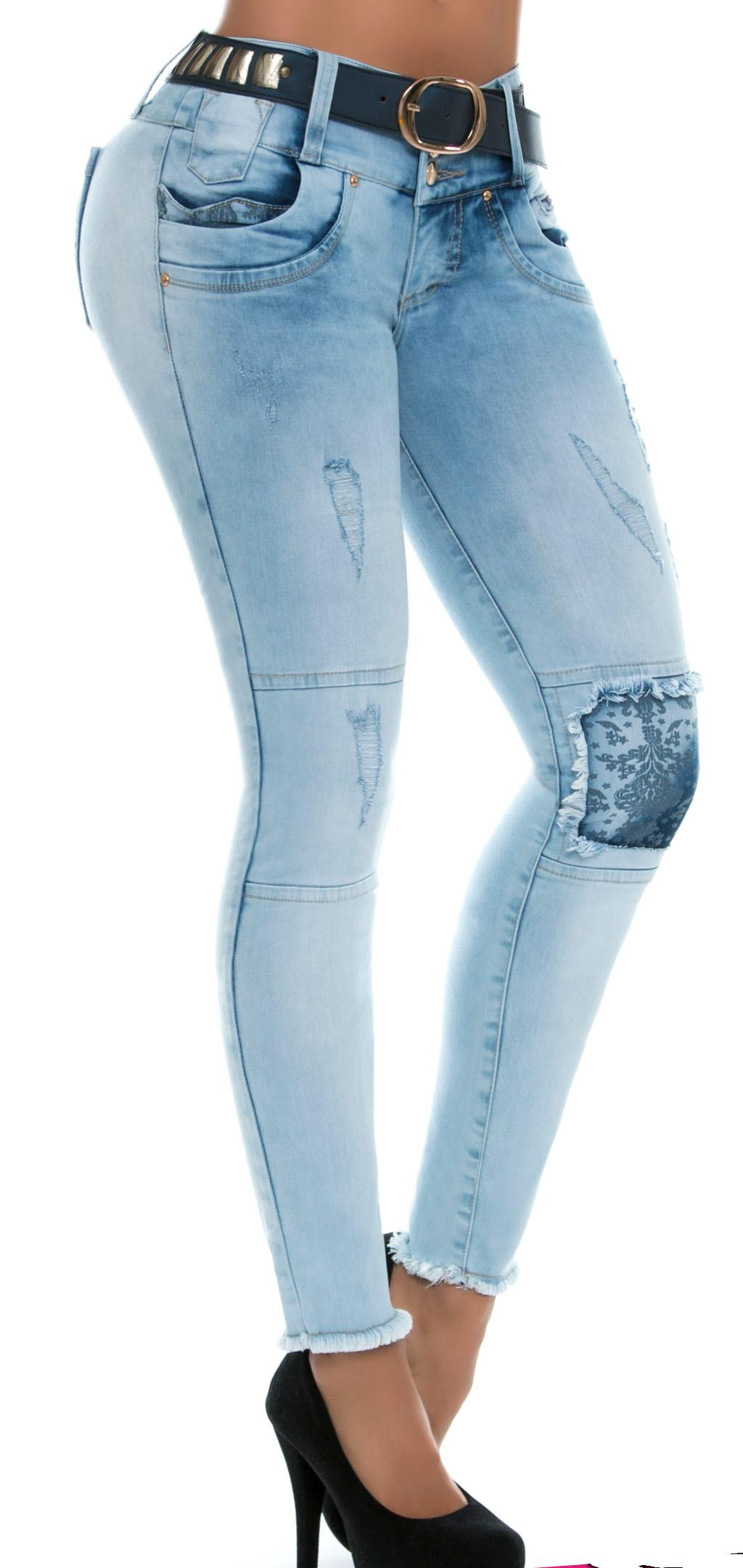 Jean de moda Colombiano