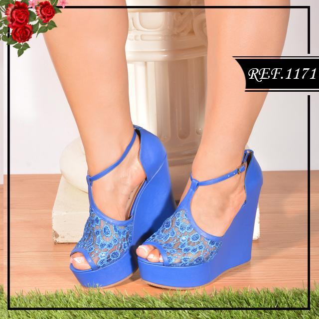 Hermosos zapatos Colombianos de Moda