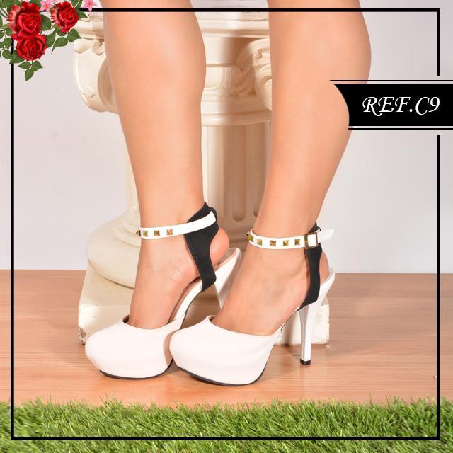Tacones Altos Zapatos Colombianos