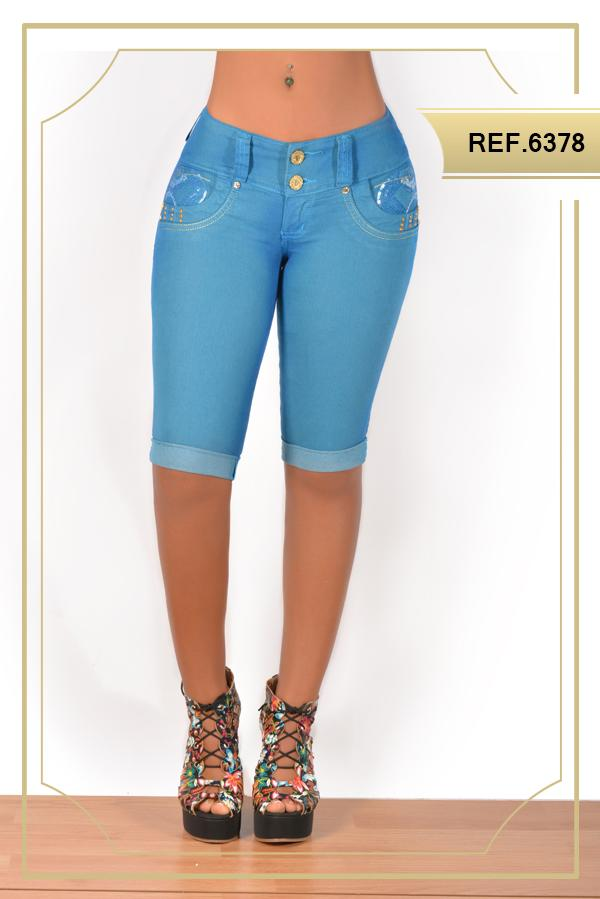 Beautiful push up Jean Without pockets