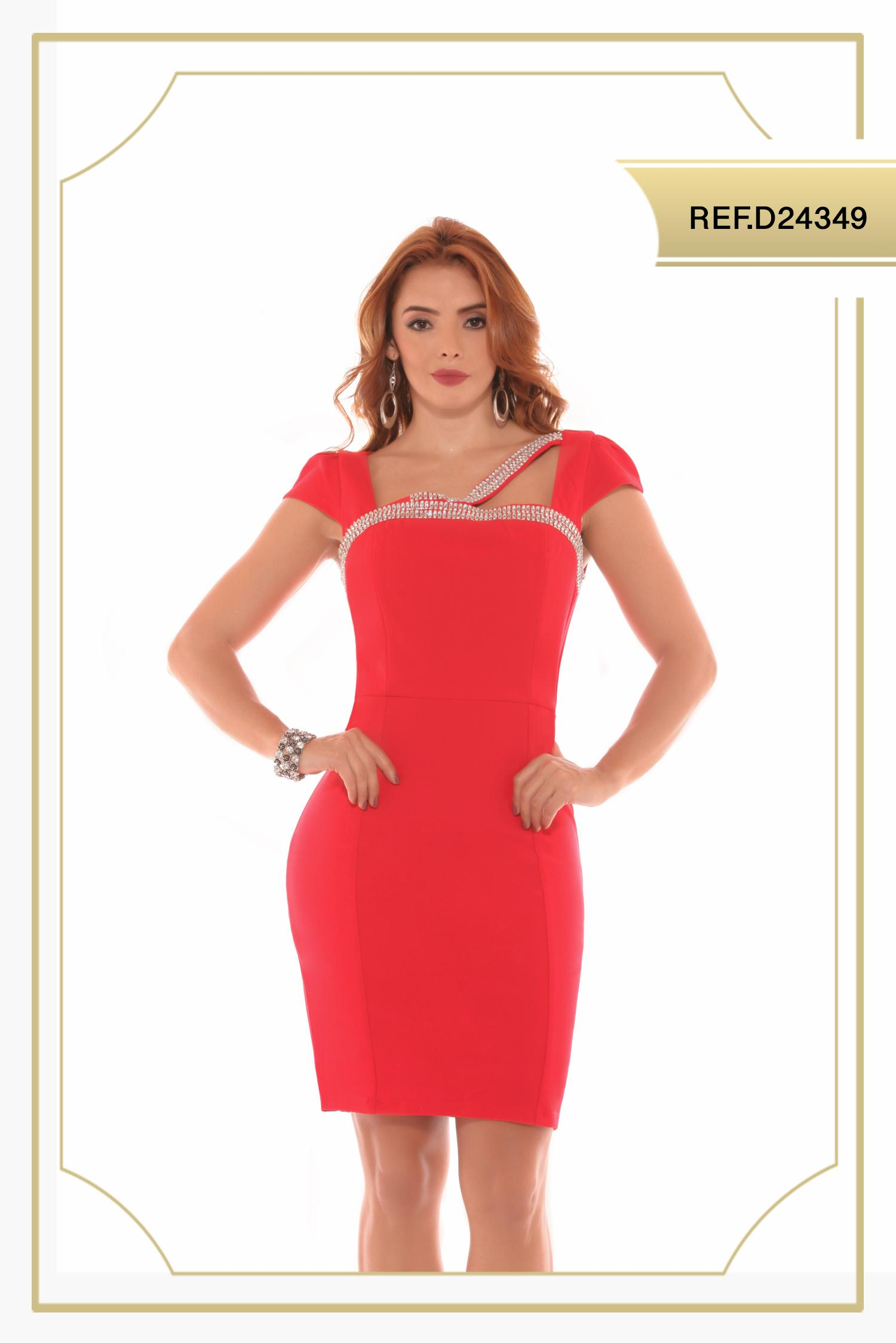 Elegant Short Party Dress