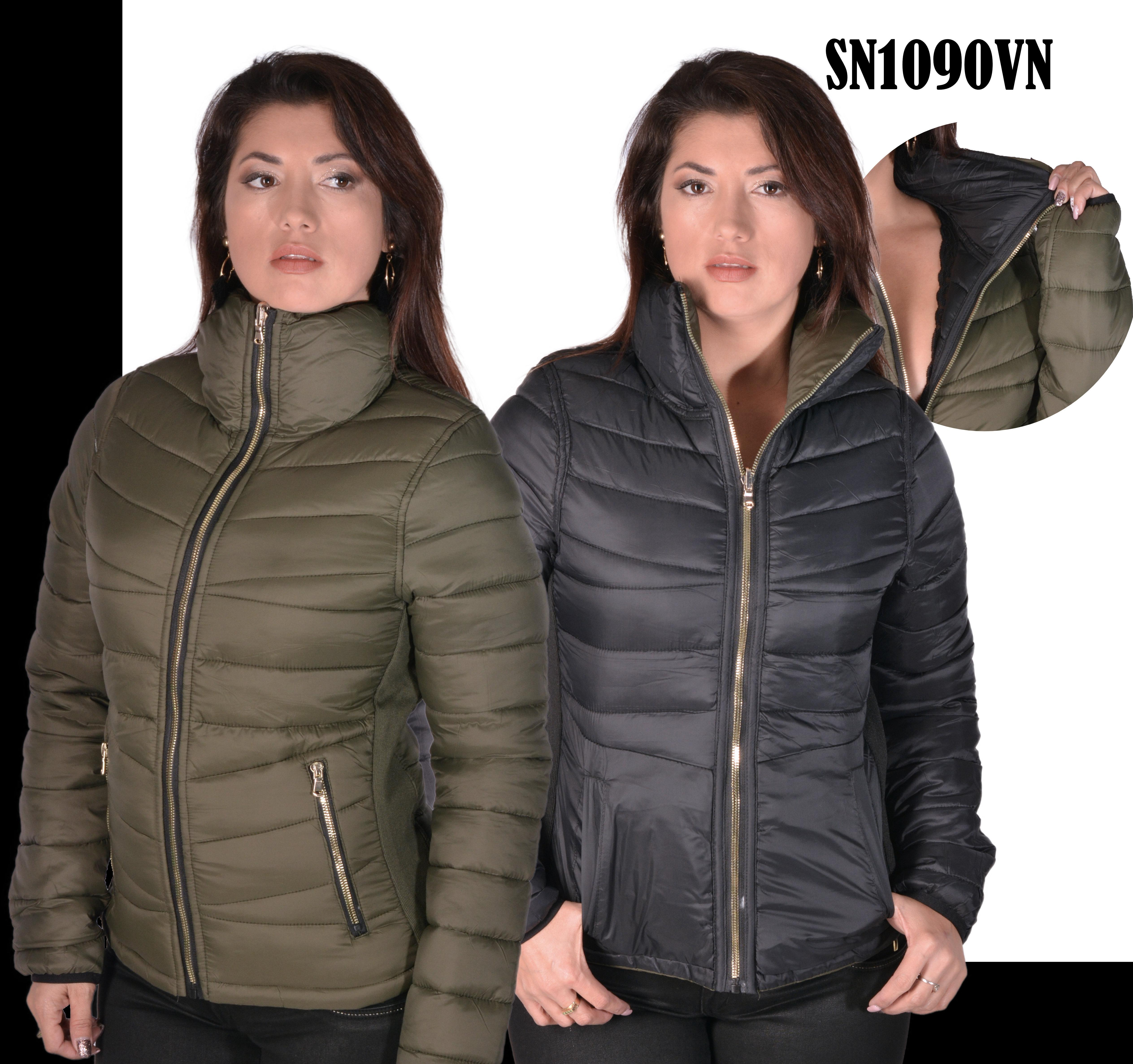 Sheltered Jacket American Fashion Double Color