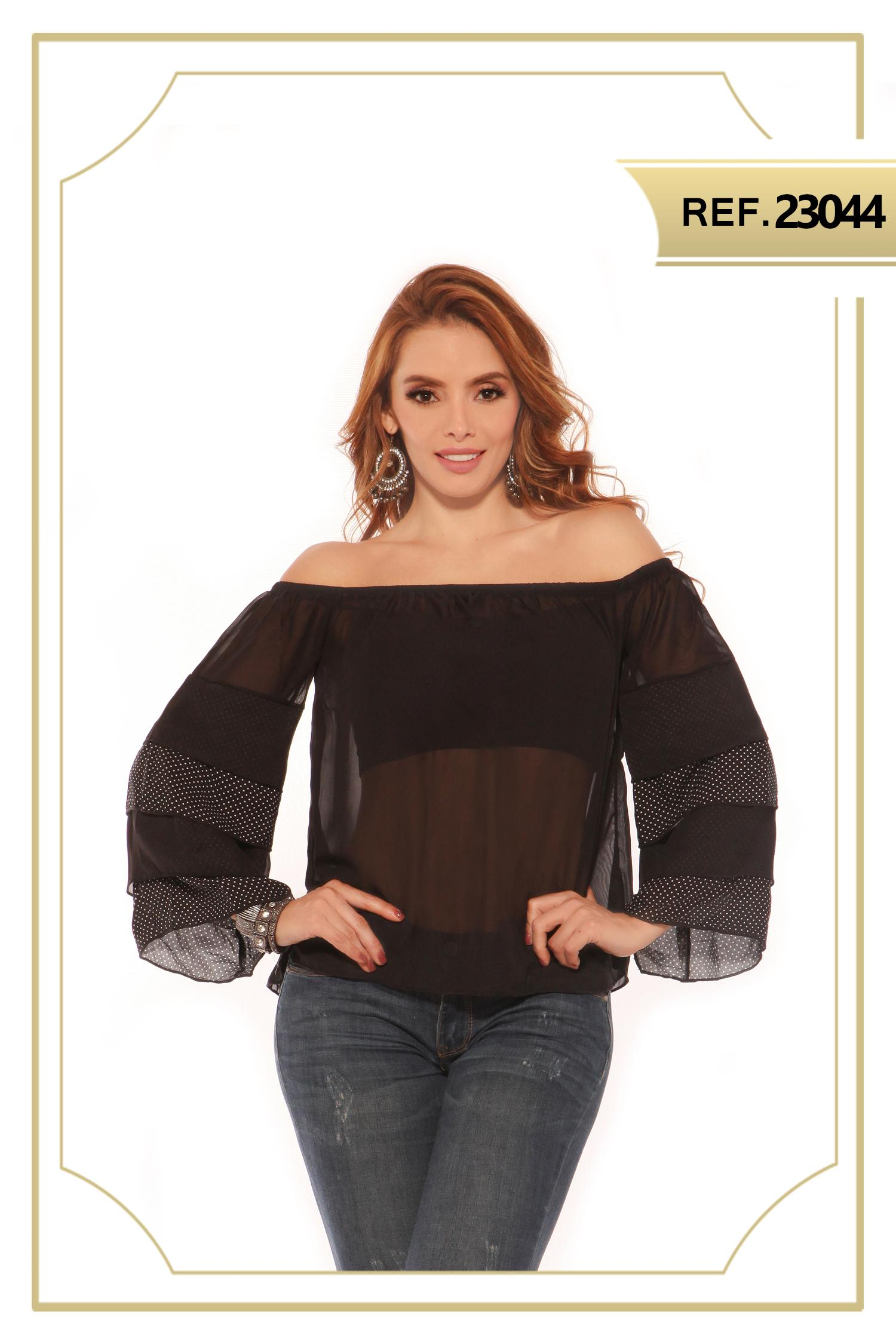 LONG SLEVEES SEXY BLOUSES