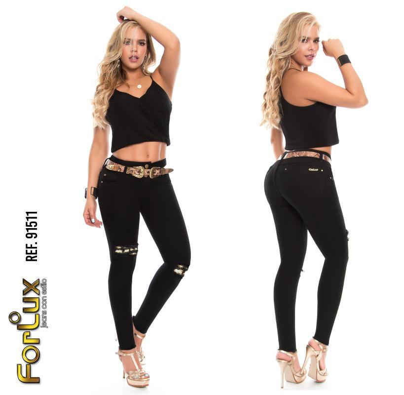 Pantalon de Dama Push Up Colombiano