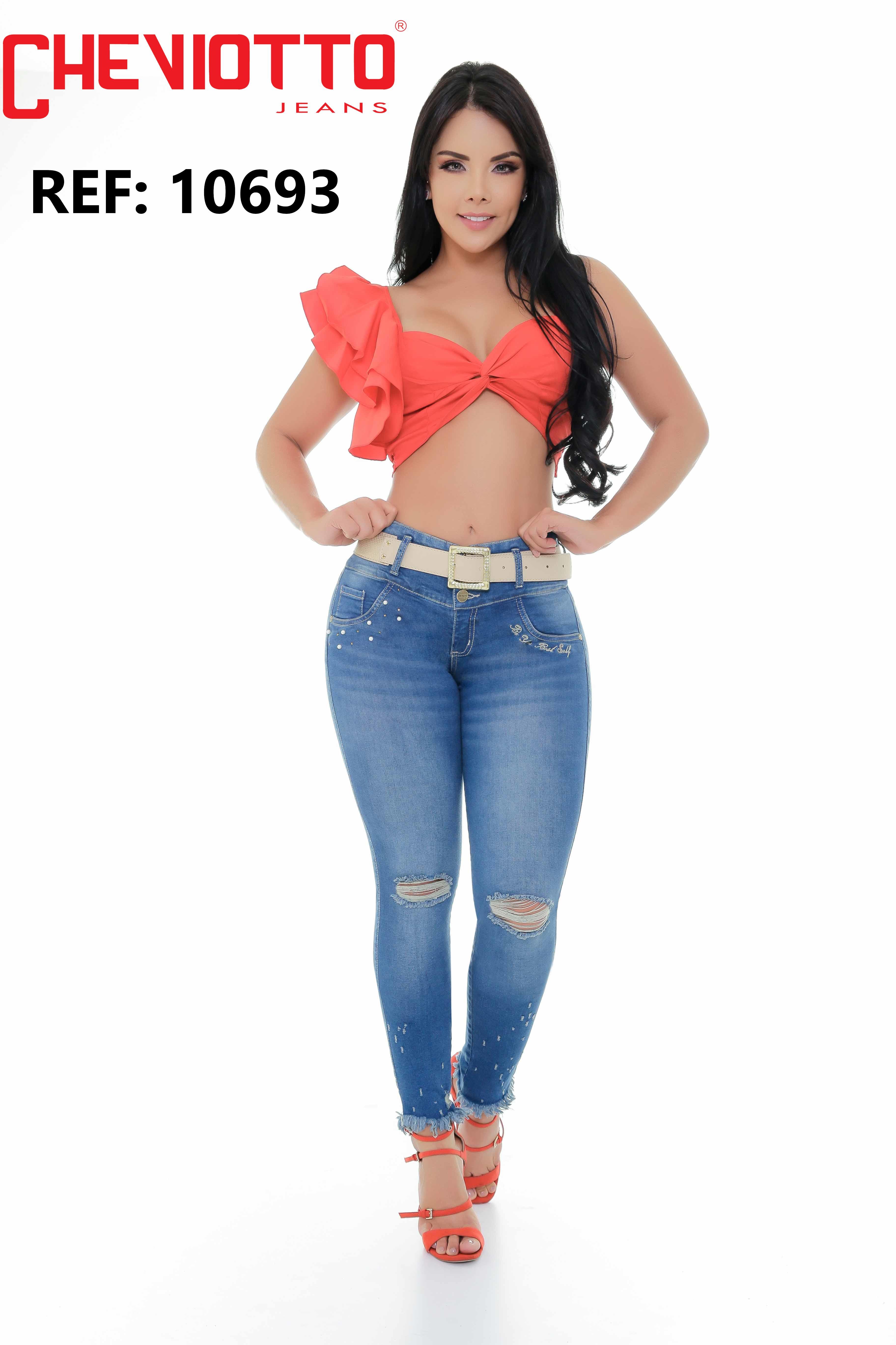 Colombian skinny jeans