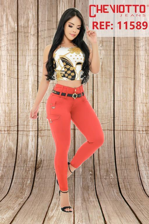 fashion jeans made in Colombia