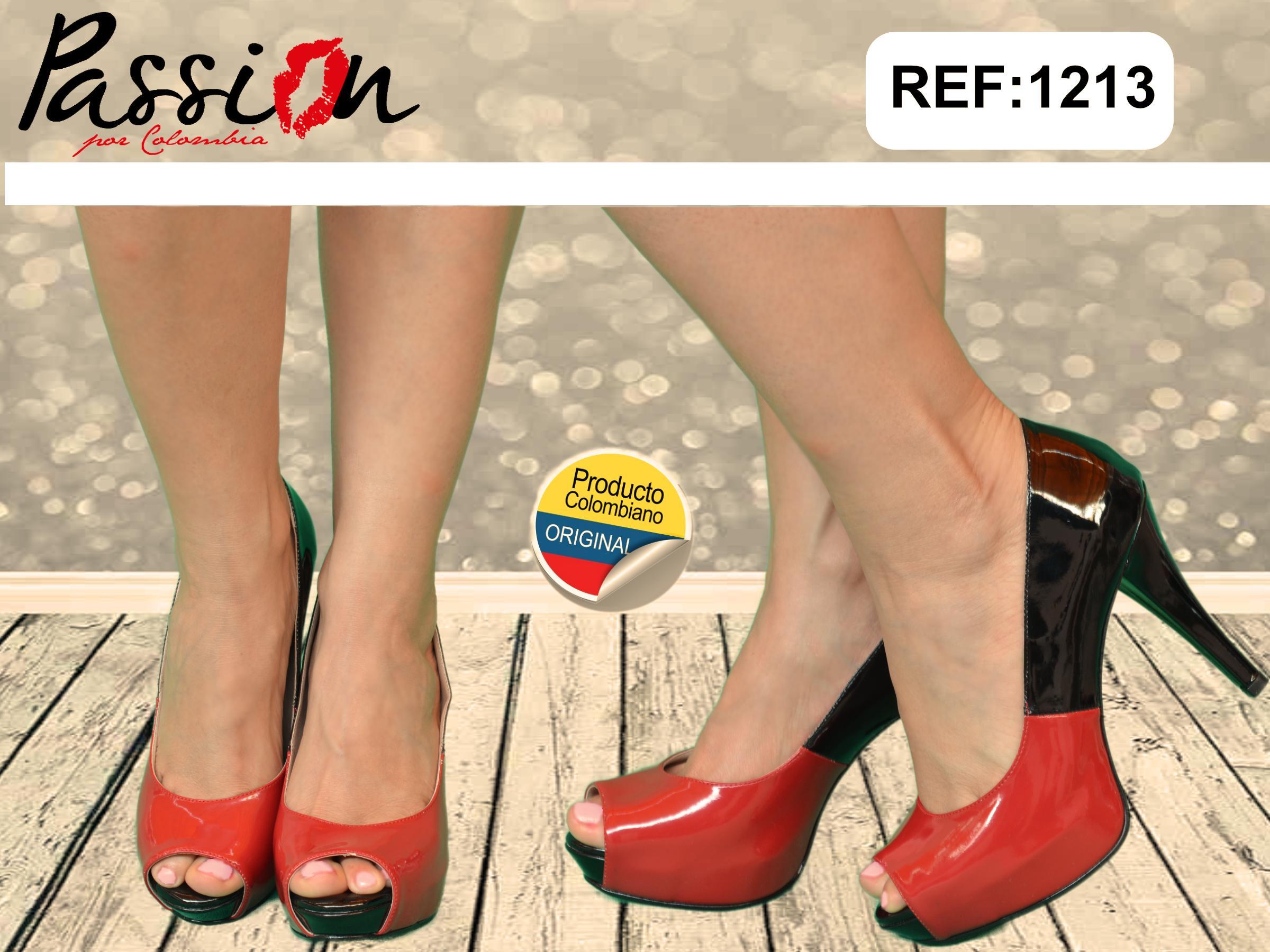 Beautiful Colombian Fashion Shoes