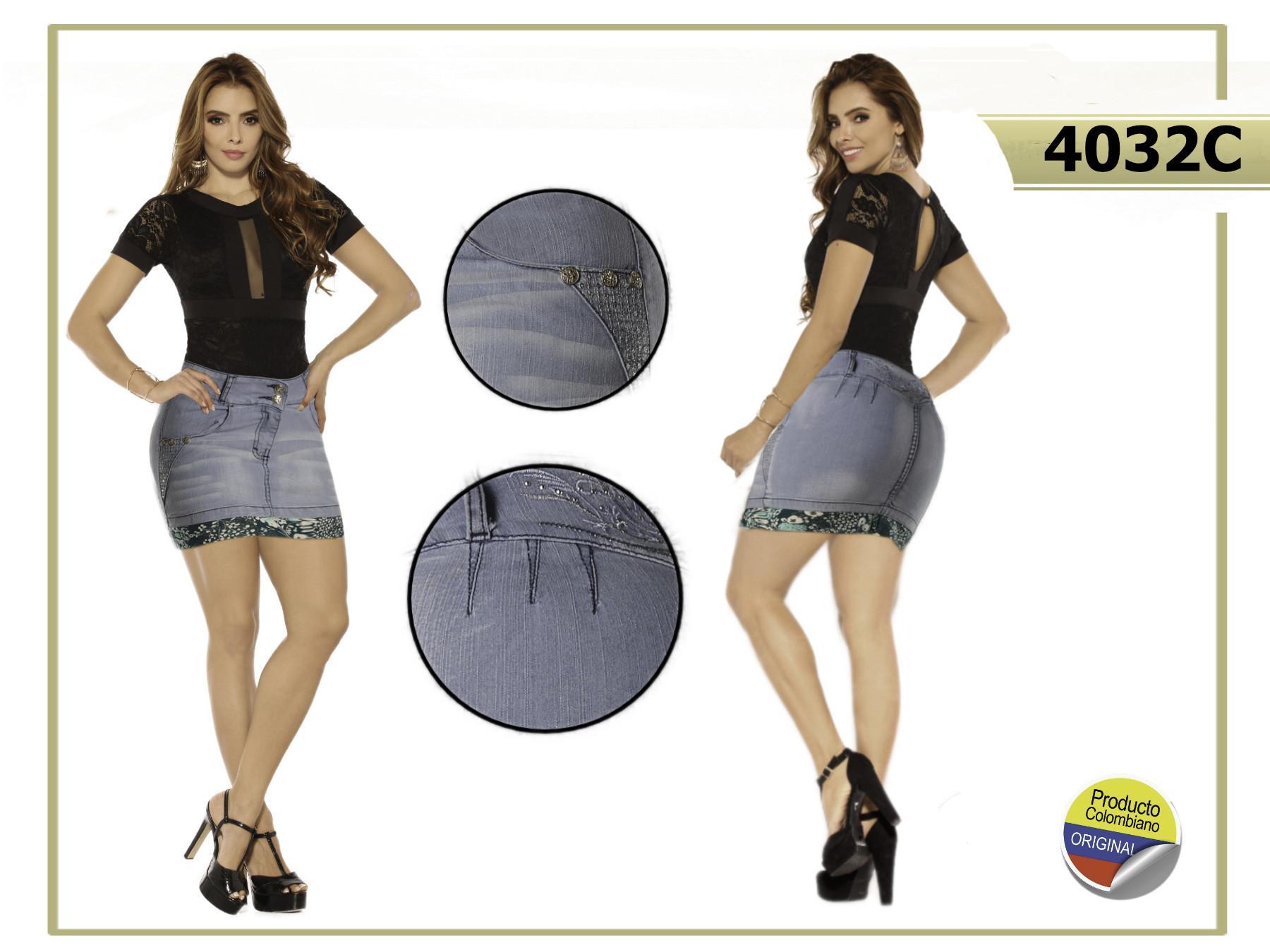 short skirt lady