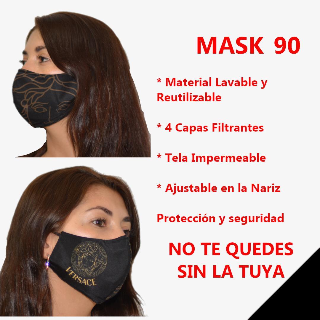 Protective mask Versace