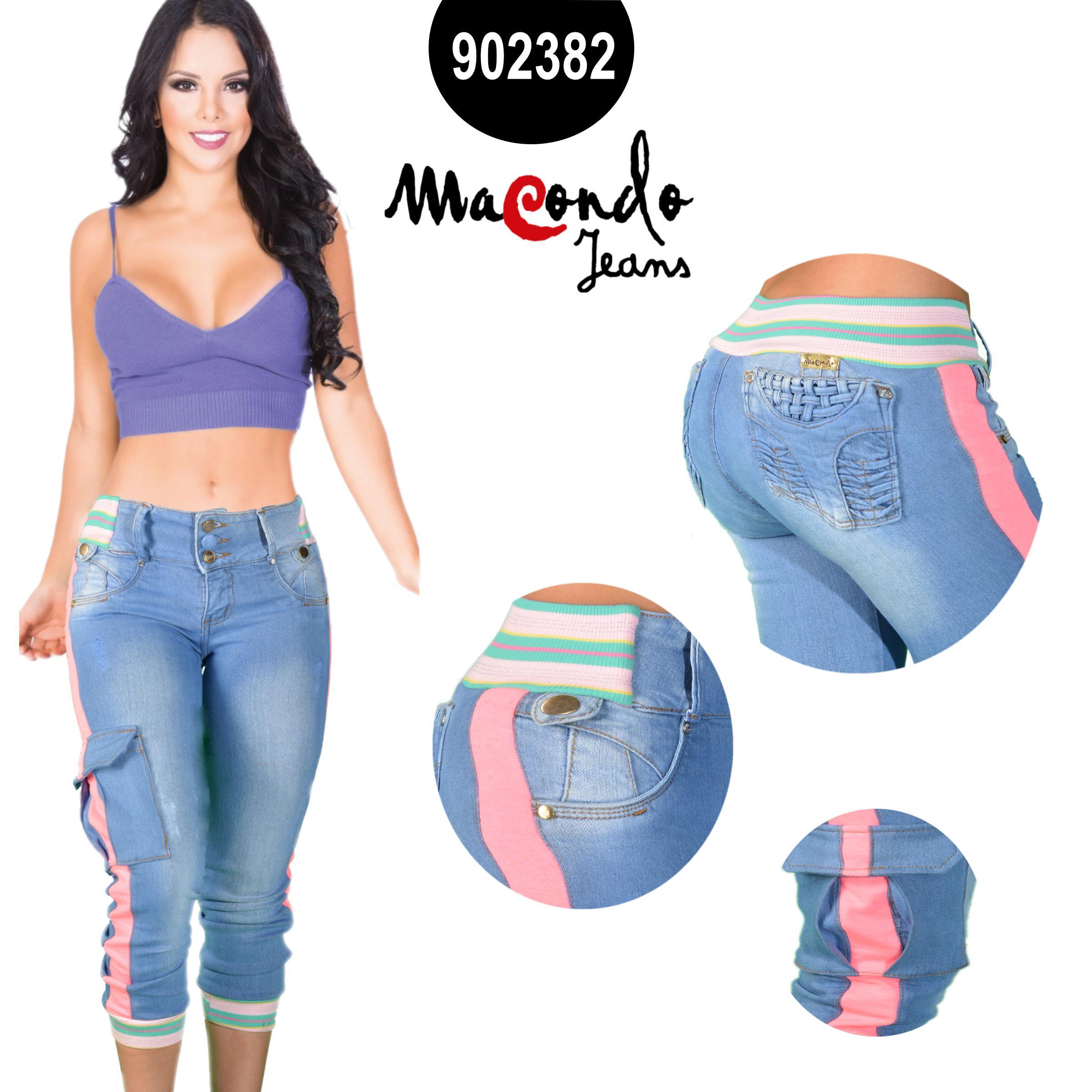 Women's trouser Capri Macondo