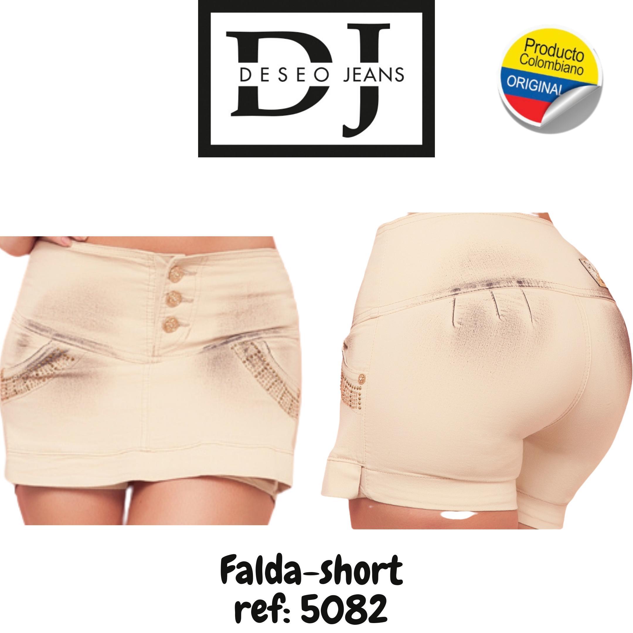 Falda-Short Deseo