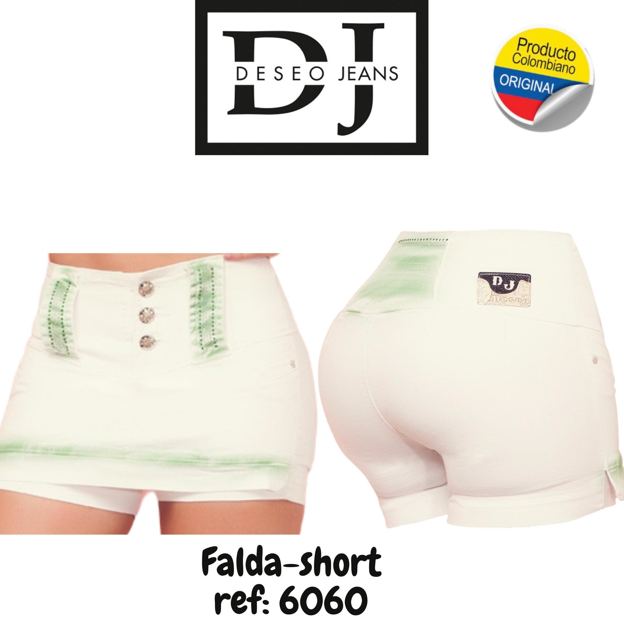 Deseo Short-Skirt