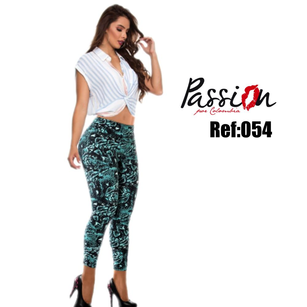 Reducer Leggins Push Up