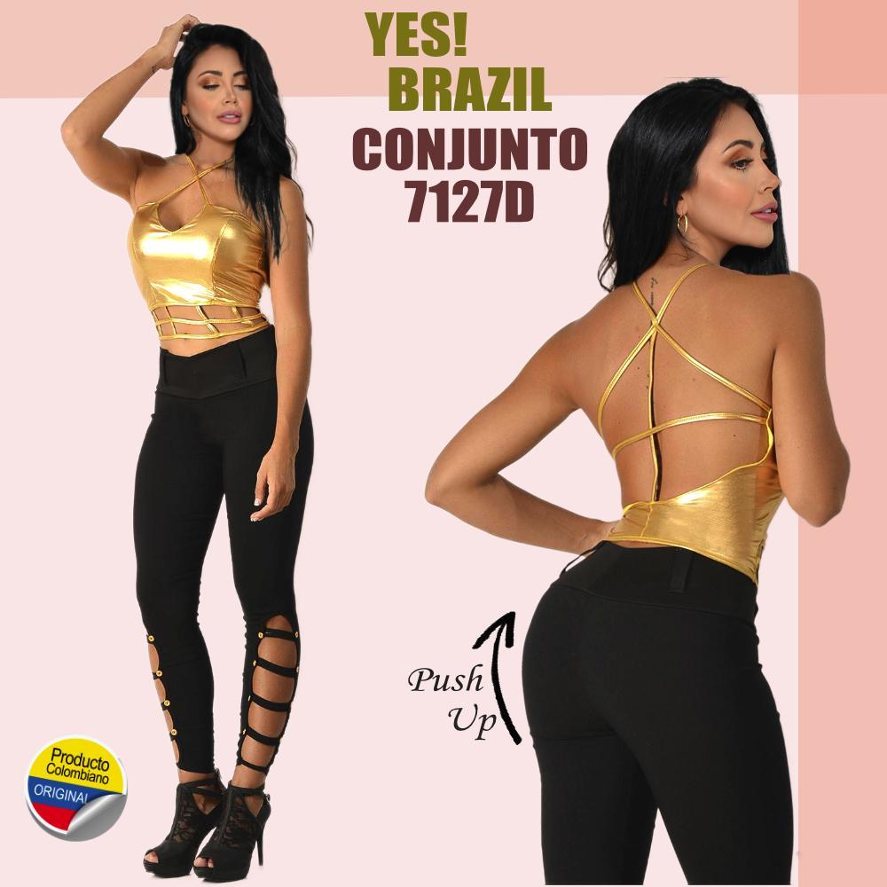 Conjunto Dama  Colombiano