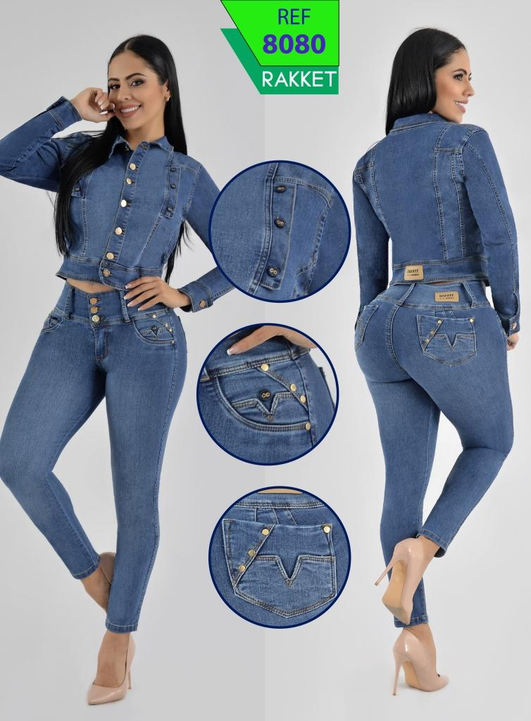 Colombian jeans sets push up