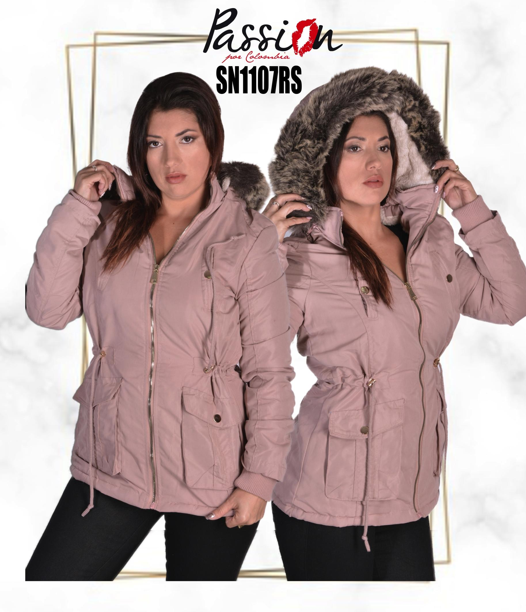 American Style Polar Fashion jacket with front pockets and zippers
