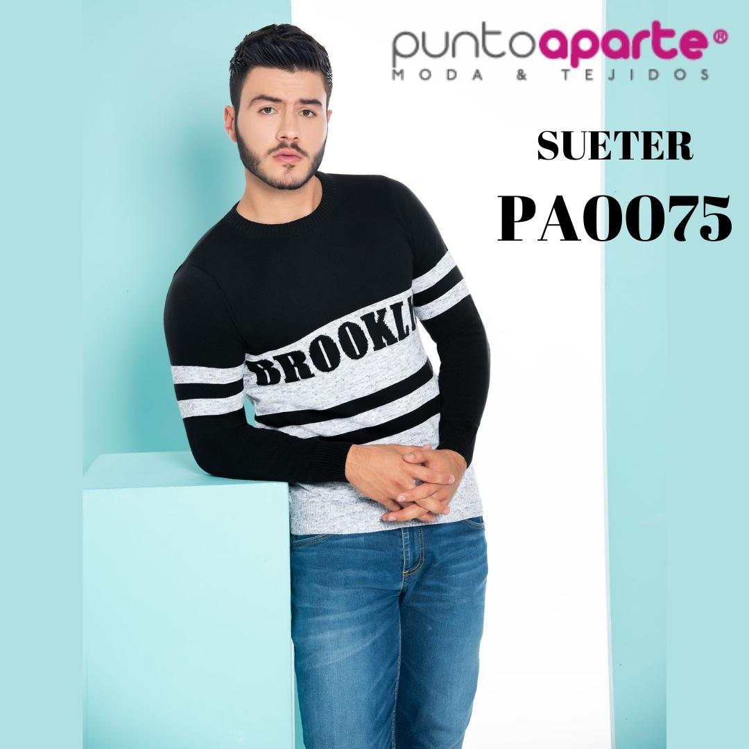 Woven Man Sweater