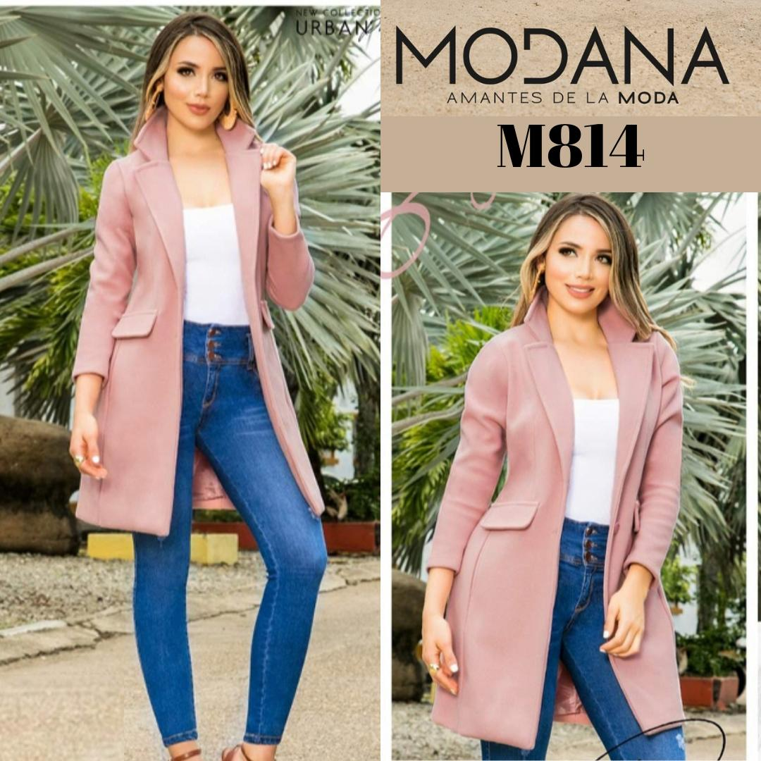 Gaban Colombian Fashion Coat