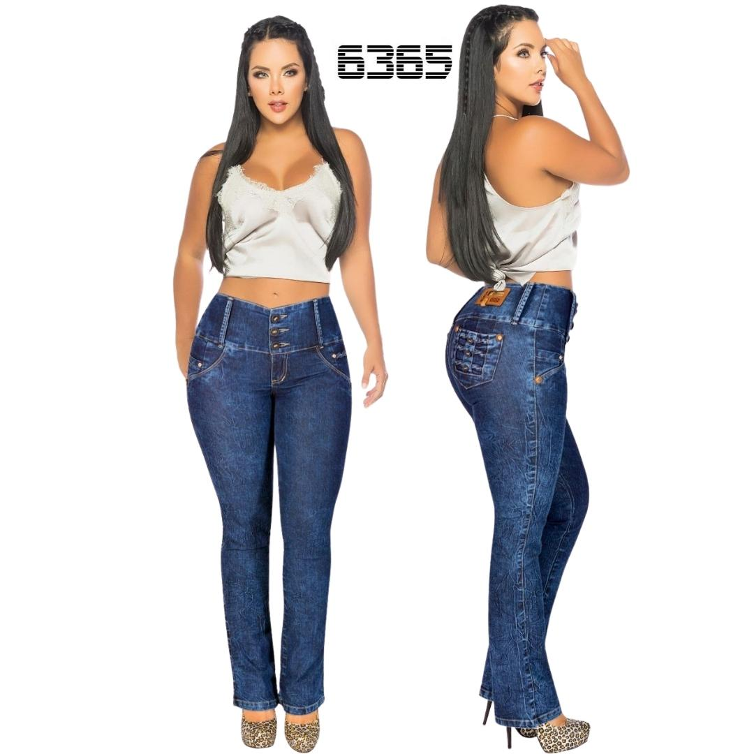 JEANS PUSH UP COLOMBIAN