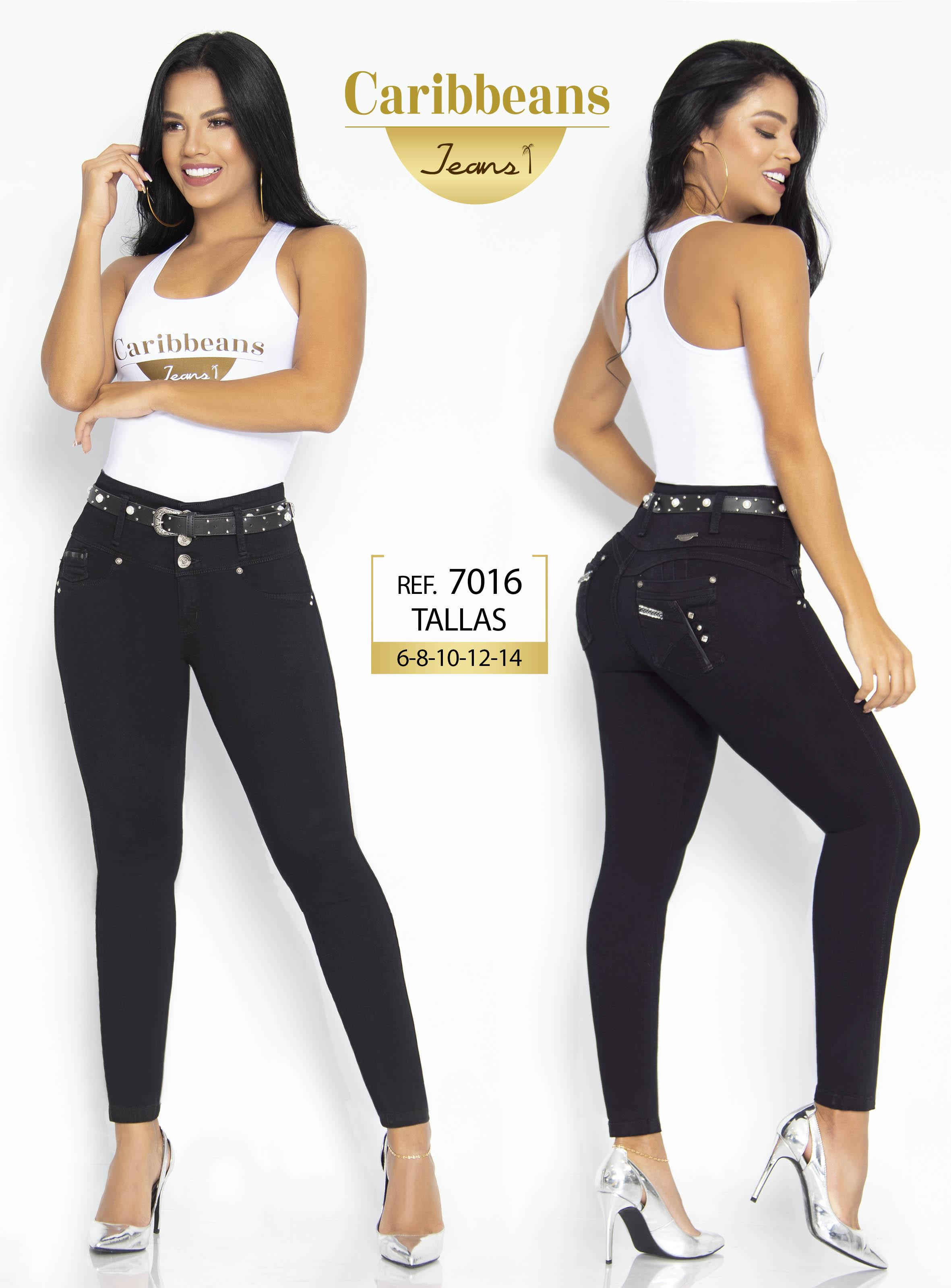 Colombian jeans push up fashion