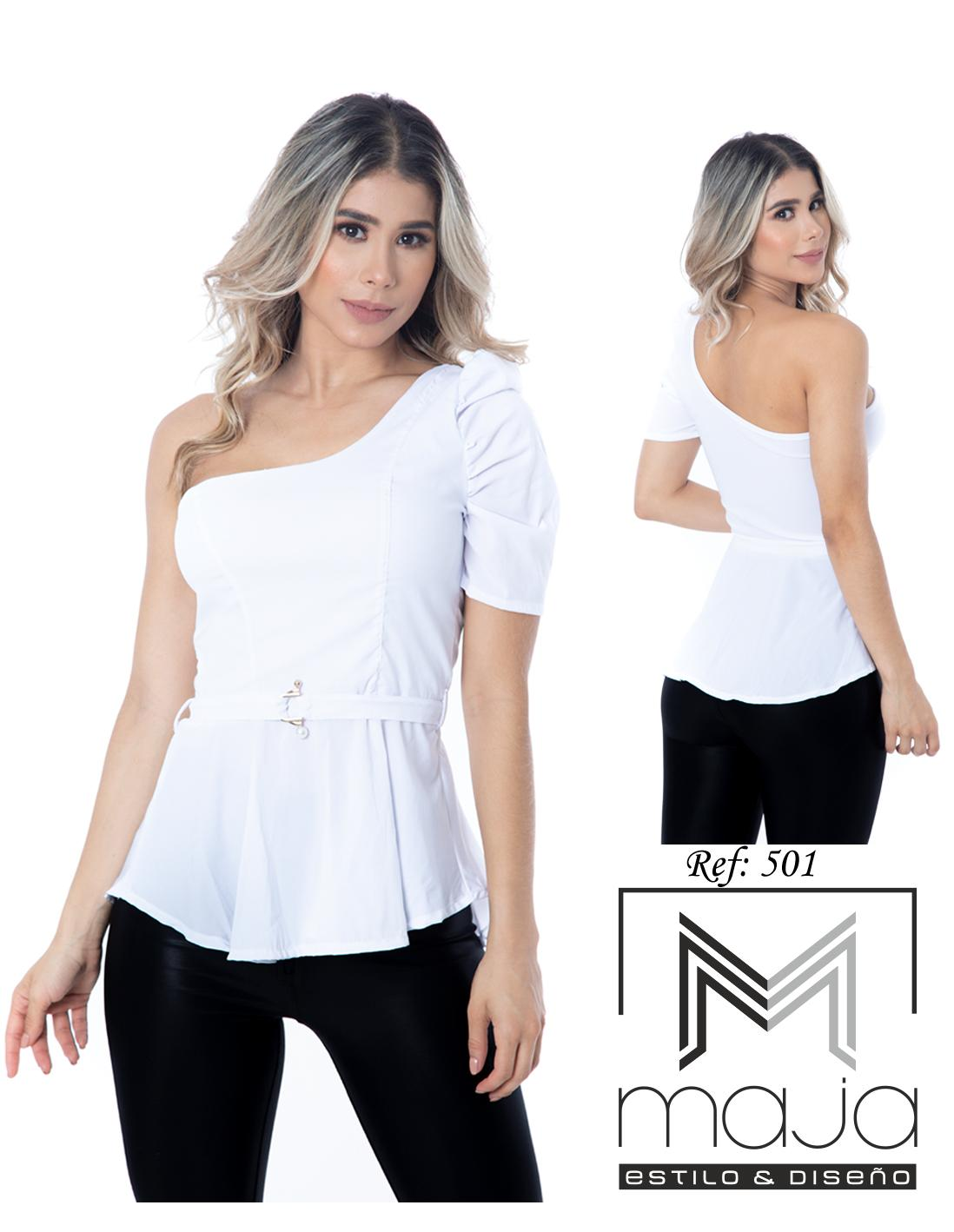 Colombian Style Off Shoulder Blouse