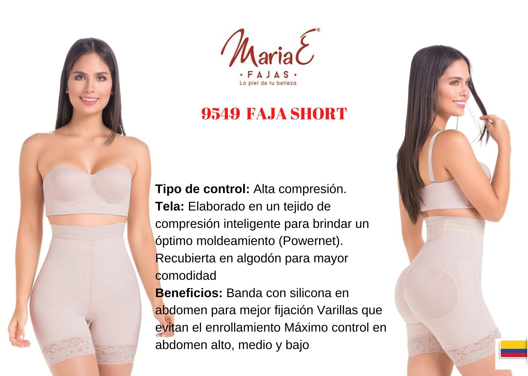 Short Abdomen Control Girdle and butt lifting effect