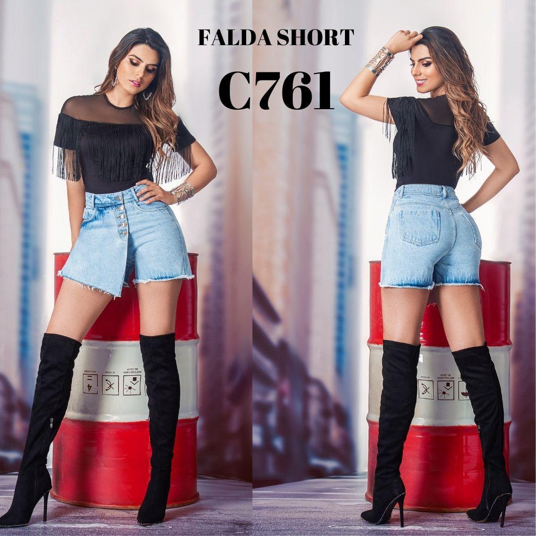 Falda Short de Moda con estilo