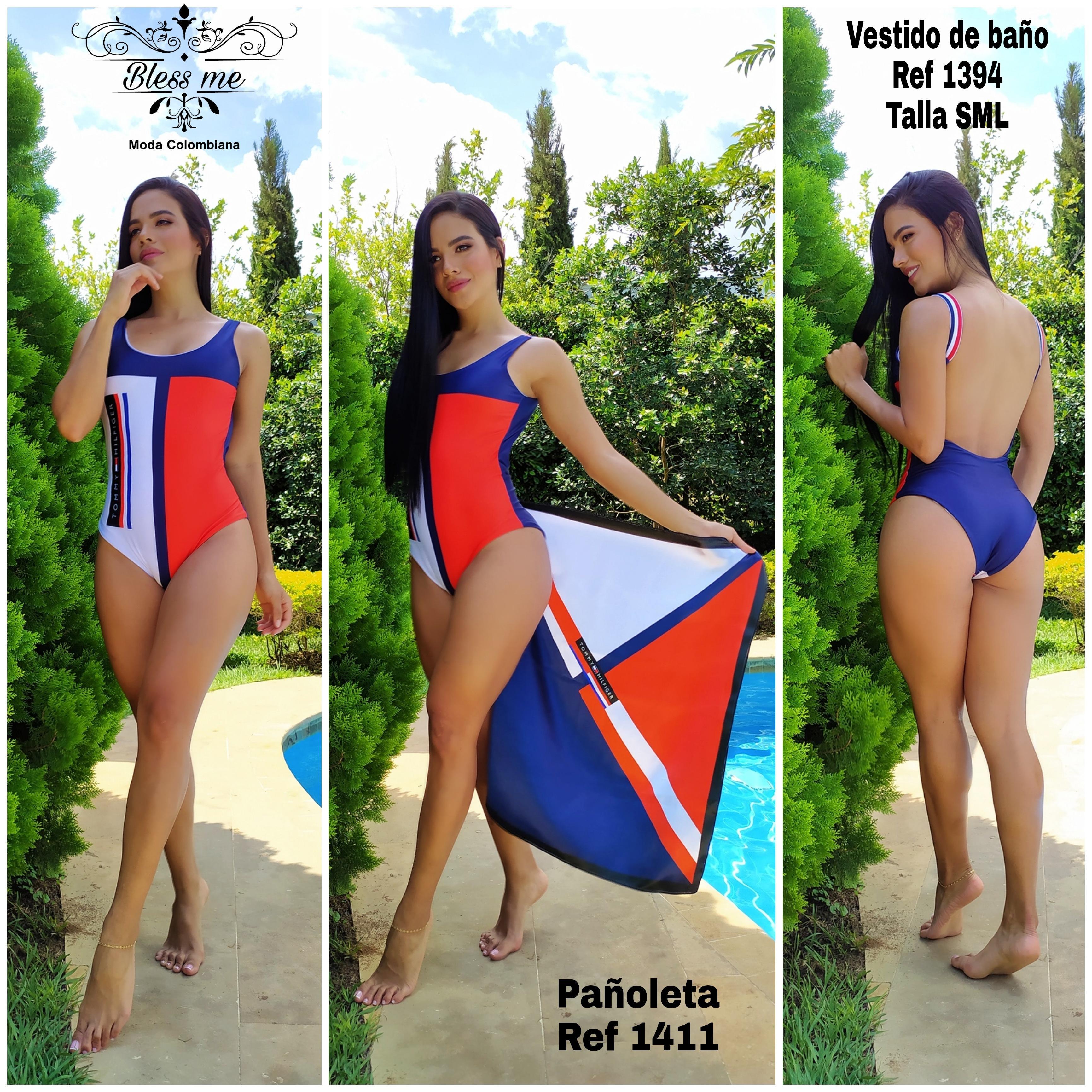Colombian beach dresses