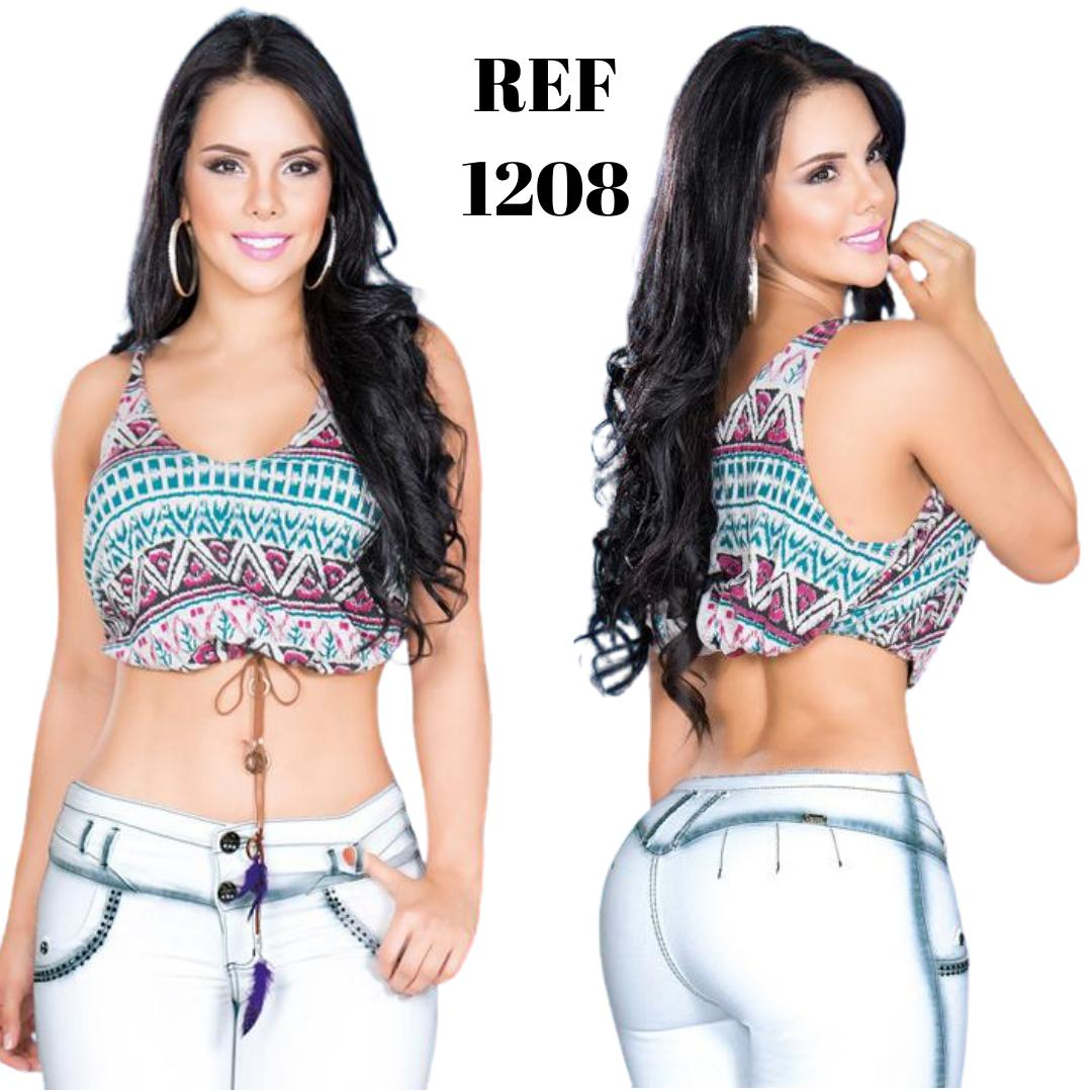 Blusa Colombiana de Moda