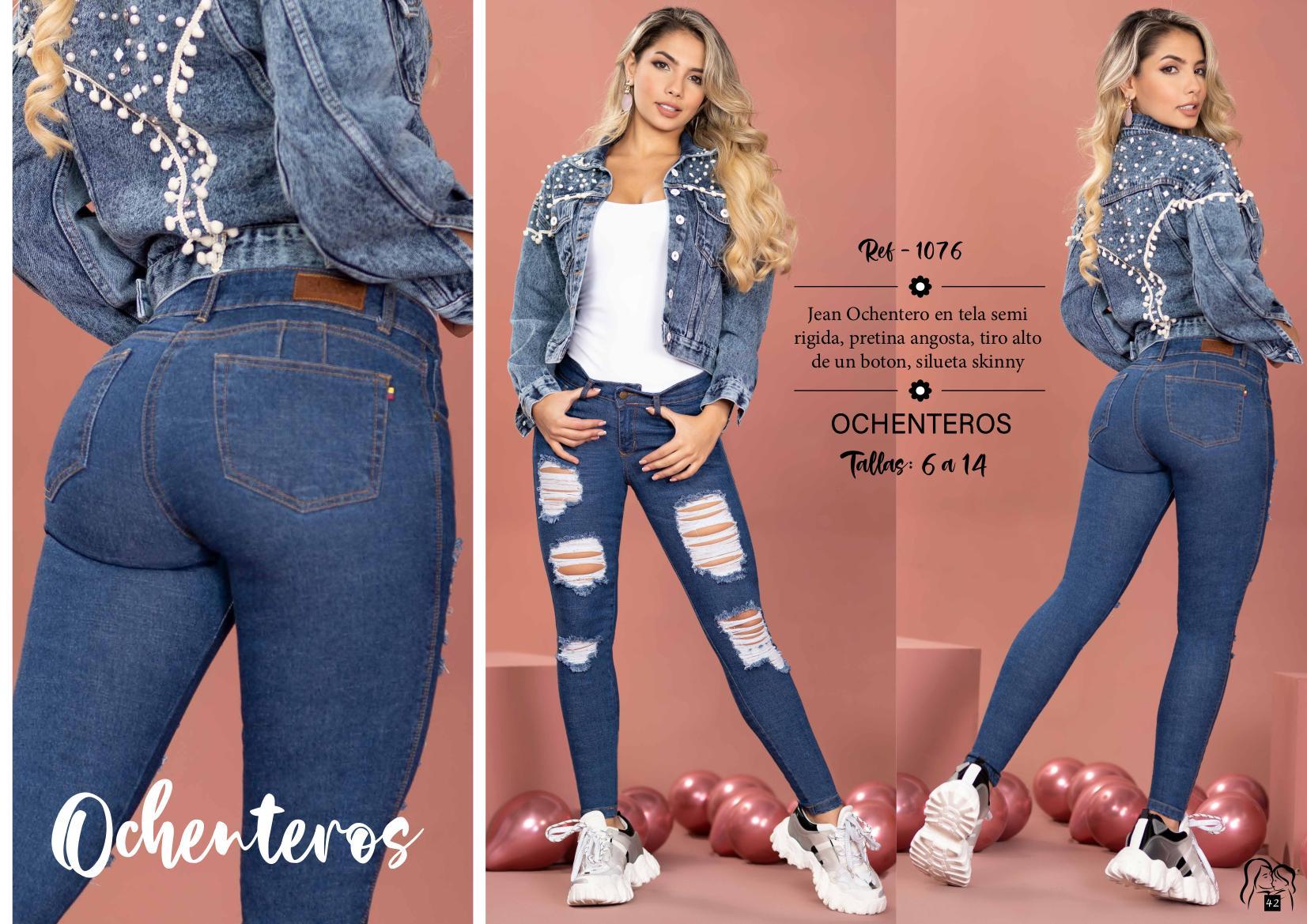 Colombian-style Lady Jean