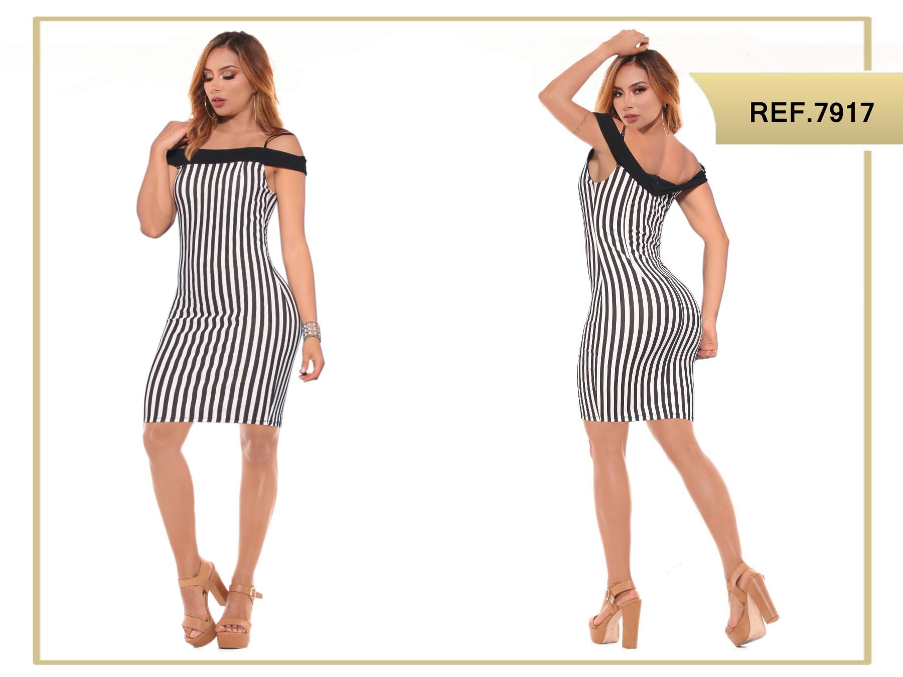 Casual Short Sleeve Summer Dress