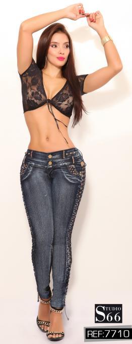 Jeans Moda Colombiana