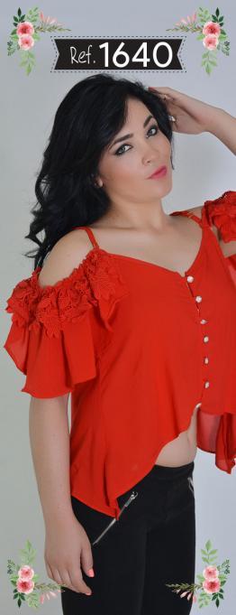 Blusa Casual Latina