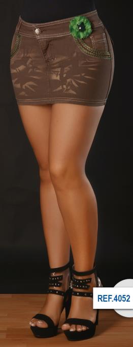 Falda Colombiana