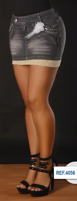Falda Corta Dama