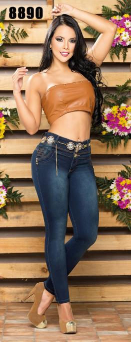 Pantalon Colombiano Para Dama
