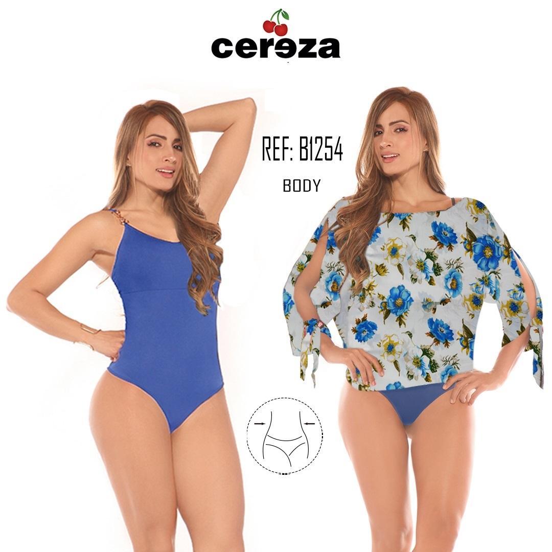 Body Colombiano De Moda Efecto Reductor