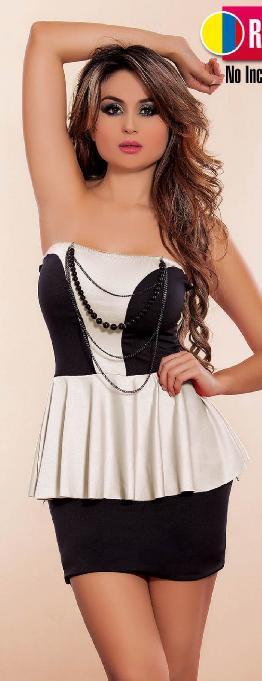 Vestido Promoción Cereza